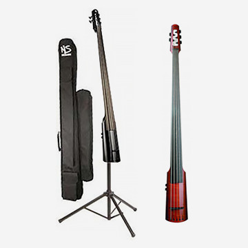 double bass string bass stand up bass from jsi johnson string instrument. Black Bedroom Furniture Sets. Home Design Ideas