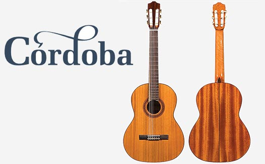 Cordoba Classical Guitars: C5, C7 and more | Johnson String Instrument