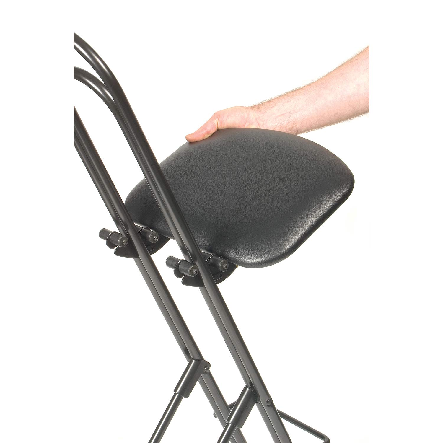 Jsi Lp 800 Tall Adjustable Musician S Seat Johnson