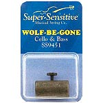 Wolf Be Gone for Cello & Bass, Super-Sensitive