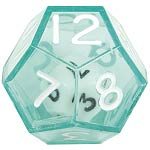 Deluxe Practice Dice - Nested 12-Sided