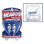 Hearos 211 High Fidelity Ear Plugs with Case