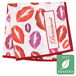 Beaumont Bubblegum Kisses Microfiber Small Polishing Cloth