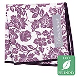 Beaumont Damson Lace Microfiber Small Polishing Cloth