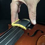 The String Cleaner for Violin or Viola