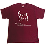 Front Line Back Off T-Shirt - Medium