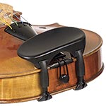 Wittner Composite Center Mount Chinrest for 4/4 Violin