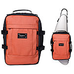 Bam France A+ Backpack for Hightech cases, Orange