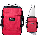 Bam France A+ Backpack for Hightech cases, Red