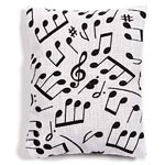 JSI Musician's Lavender Music Notes Sachet