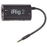 iRig 2 - Digital Guitar Interface for iOS