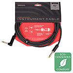 Planet Waves American Stage 10' Right Angle Instrument Cable