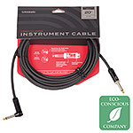 Planet Waves American Stage 20' Right Angle Instrument Cable