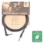 Planet Waves Classic 10' Right Angle Instrument Cable
