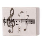 Music Symbols Collage Eraser