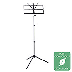 K & M 10040 Easy Fold Music Stand