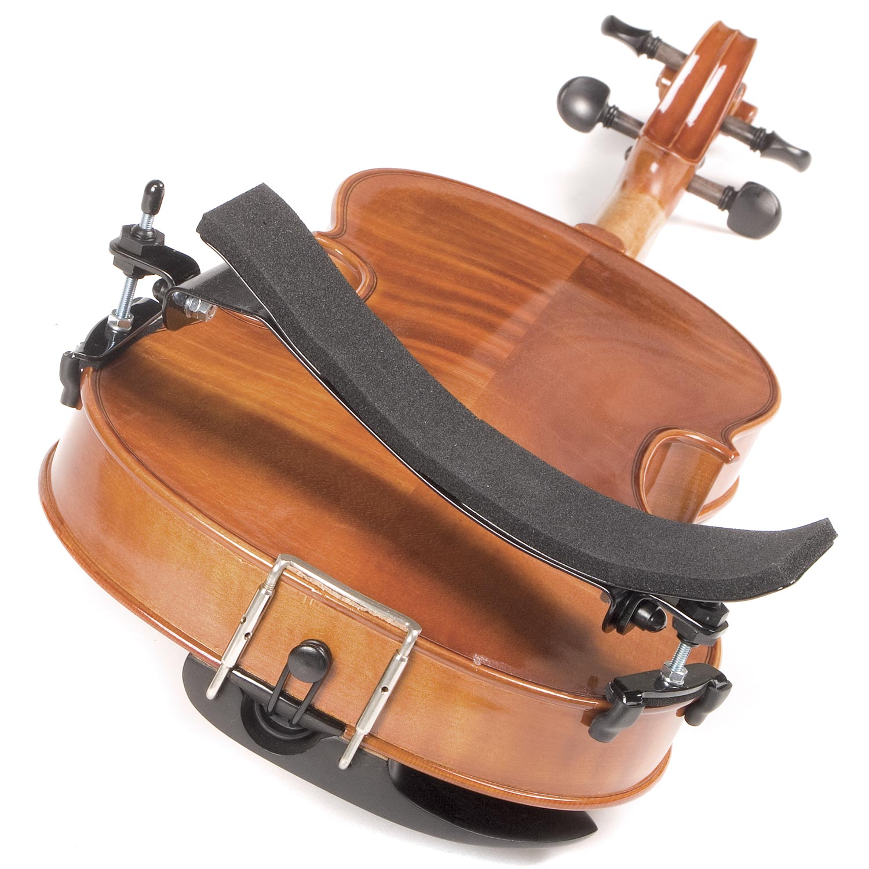 4 4 Bonmusica Violin Shoulder Rest Johnson String Instrument