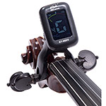 Eno ET-05SV Clip-On Digital Tuner - Black