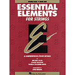 Essential Elements for Strings, Double Bass Book 1 (Original Series)