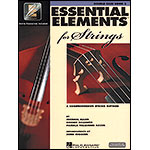 Essential Elements 2000, Book 2 with online audio access, for double bass (Hal Leonard)