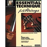 Essential Technique 2000, Book 3 with accompaniment CD (Hal Leonard)