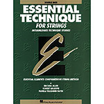 Essential Technique for Double Bass, Book 3; Allen (Hal Leonard Publishing)
