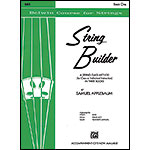 String Builder, book 1, bass; Applebaum