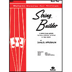 String Builder, book 2, bass; Applebaum