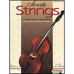 Strictly Strings, book 1, Bass; Dillon et al. (Alfred)