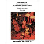 "The Elephant and the Tortoise from ""Carnival of the Animals"", bass or cello with piano; Camille Saint-Saens (Masters Music)"