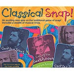 Music Games Series, Classical Snap! Card Game (MG)