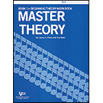 Master Theory, book 1; Charles Peters and Paul Yoder (Neil Kjos Music)