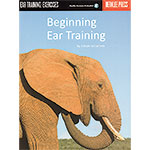 Beginning Ear Training, book with audio access; Gilson Schachnik (Berklee Press)