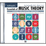 Essentials/Music Theory Ear Training 2CDs/complete(Alf