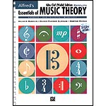 Essentials of Music Theory, Alto Clefor viola: complete; Various (Alfred)