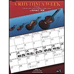 A Rhythm A Week for Viola; Anne Witt (Warner Brothers)
