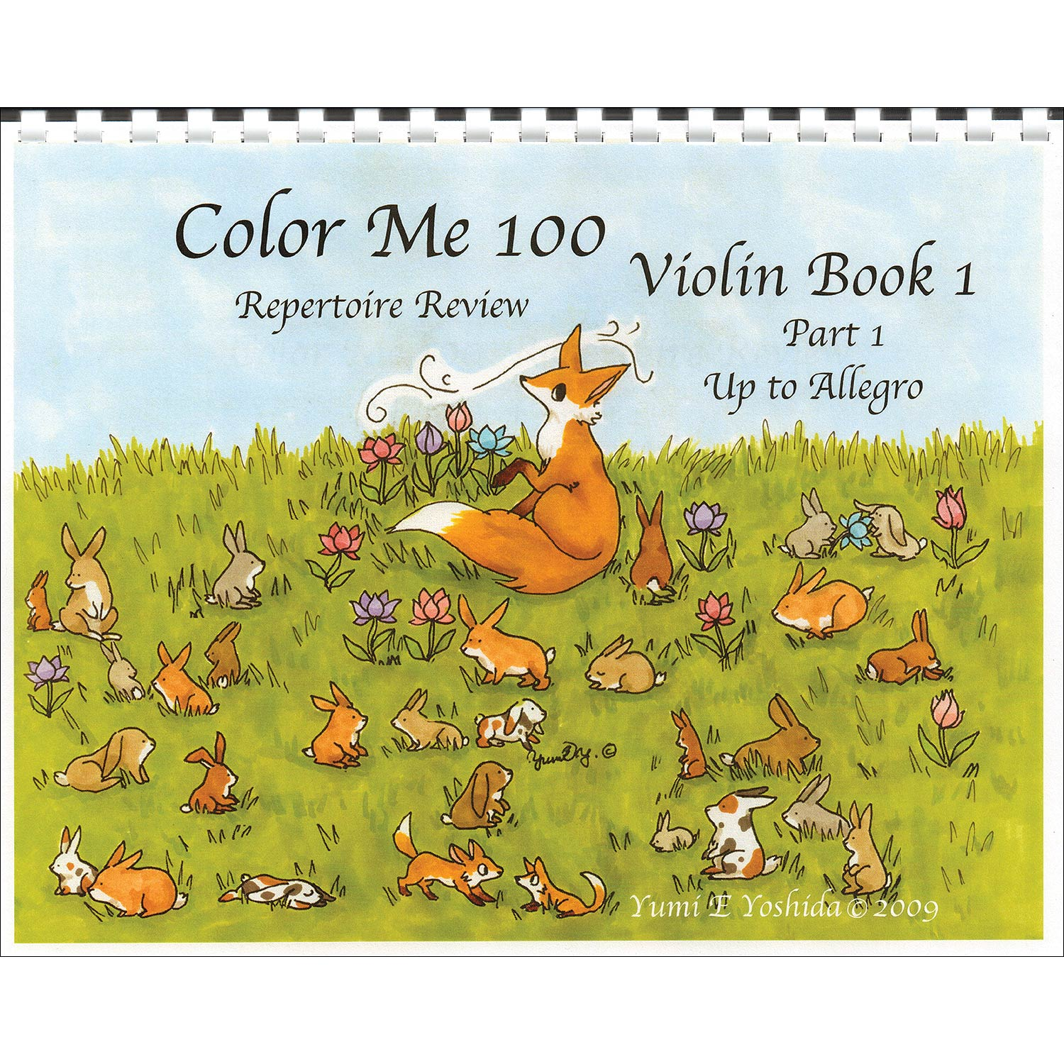 Color Me 100, Violin Book 1, Part 1 | Johnson String Instrument