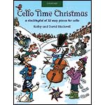 Cello Time Christmas, book/CD; Blackwell (OUP)