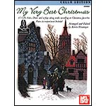 My Very Best Christmas, for cello, solos and duets with online audio access (Mel Bay Publishing)