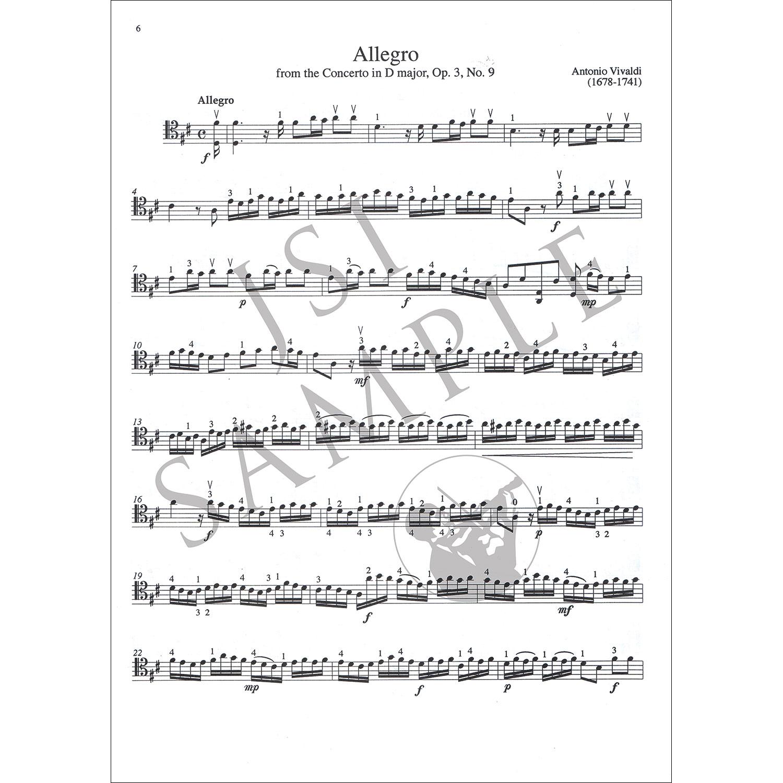 Suzuki Cello School Volume 6 International Edition