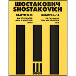 String Quartet, no.14, op.142, Pts; Shostakovich (DSC)