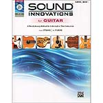 Sound Innovations for Guitar book 1, book with CD; Aaron Stang and Bill Purse (Alfred Music)