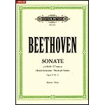 Sticky Notes, Ludwig van Beethoven - Moonlight Sonata (Edition Peters)