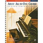 Adult All-In-One Course for piano, book 2; Willard A. Palmer, et al. (Alfred Publishing)