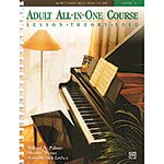 Adult All-In-One Course for piano, book 3; Willard A. Palmer, et al. (Alfred Publications)