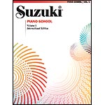 Suzuki Piano School, Volume 1 - International Edition