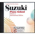 Suzuki Piano School, Volume 1 CD (Azuma) - International Edition