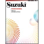 Suzuki Piano School, Volume 2 - International Edition
