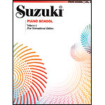 Suzuki Piano School, Volume 4 - International Edition