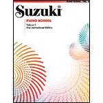 Suzuki Piano School, Volume 5 - International Edition